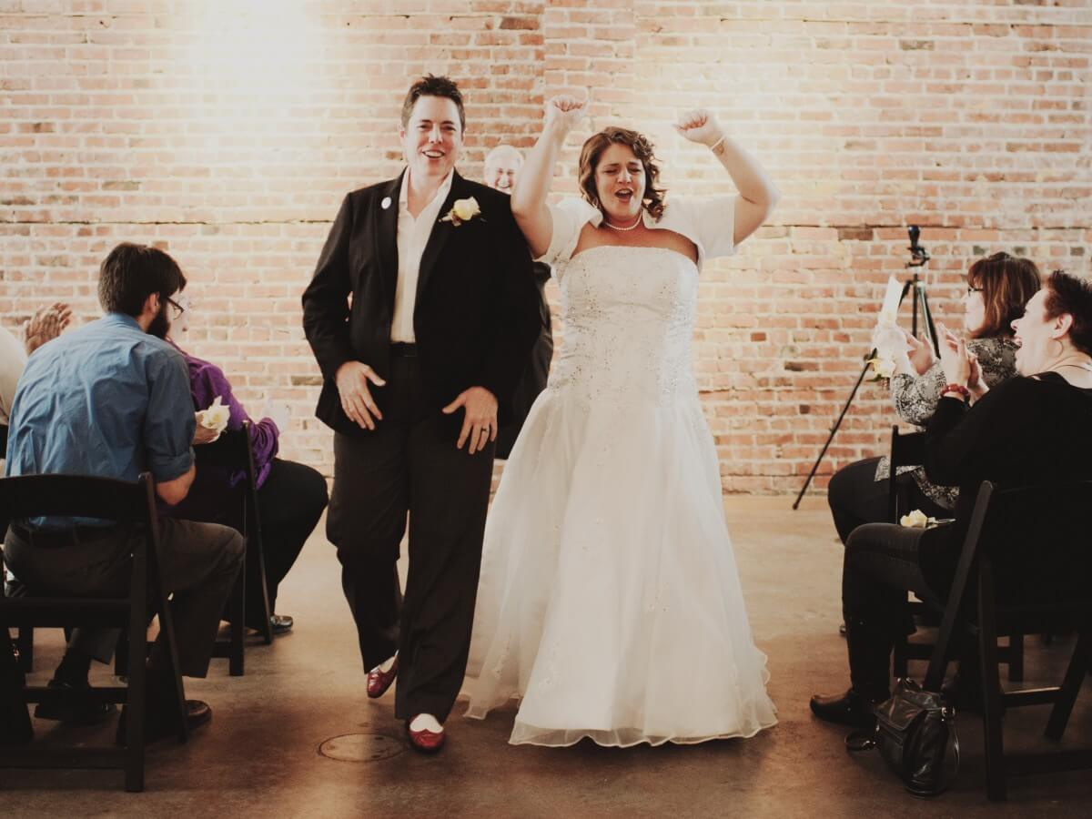 One Fun Way To Enhance Your Ceremony Is Fake Out Guests At The Recessional I Can Start With A Very Traditional Version Of Wedding March And